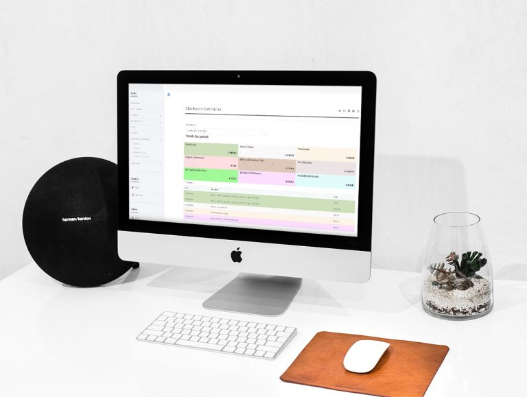Clockwork-Contractor_App-iMac-accountancy